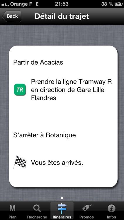 Lille - Métro Tramway screenshot-3