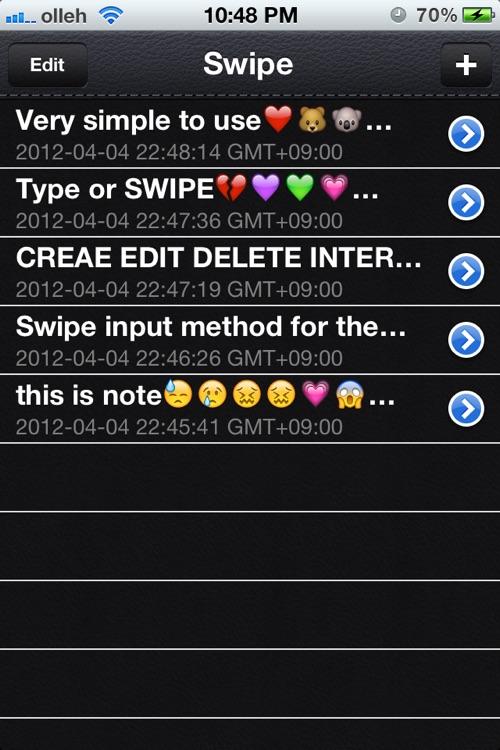 Swipe & Type screenshot-3