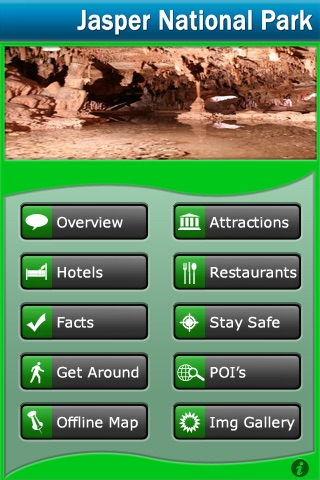 Jasper National Park-Offline Guide screenshot-0