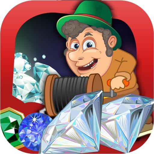 Diamond Hunter Pulling Frenzy