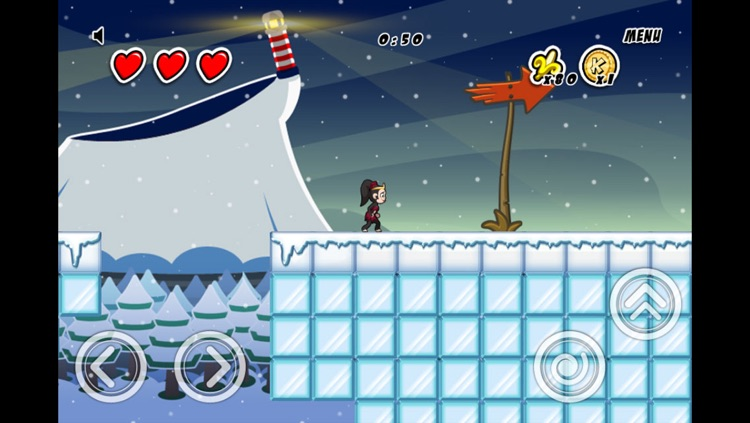 Kiba & Kumba: Jungle Chaos Jump and Run Game screenshot-4