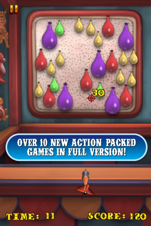 Carnival Games Lite for iPhone screenshot-1