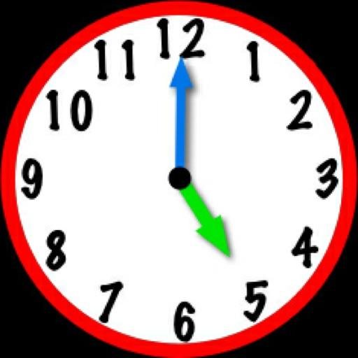 Kids Clock Challenge – Flash Cards Speed Quiz for Kids