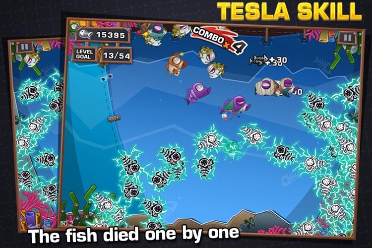 Zombie Fish War