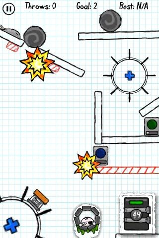 Doodle Bomb screenshot-3