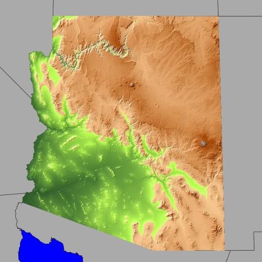 Geograph AZ