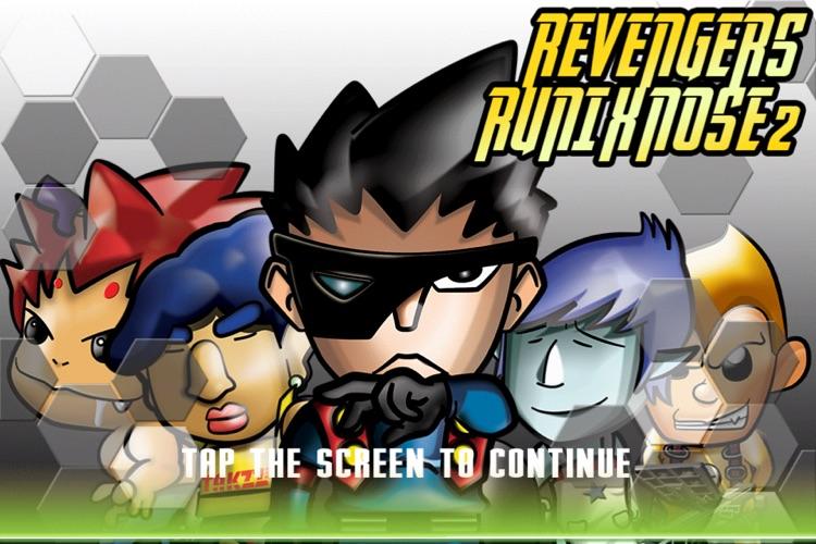 Runni X Nose2: Revengers