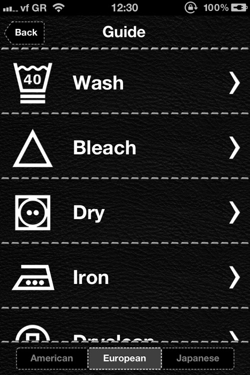 Laundry Tags screenshot-1