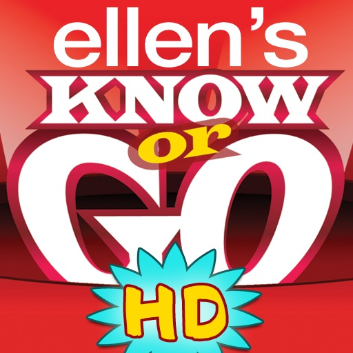 Ellen's Know or Go for iPad icon