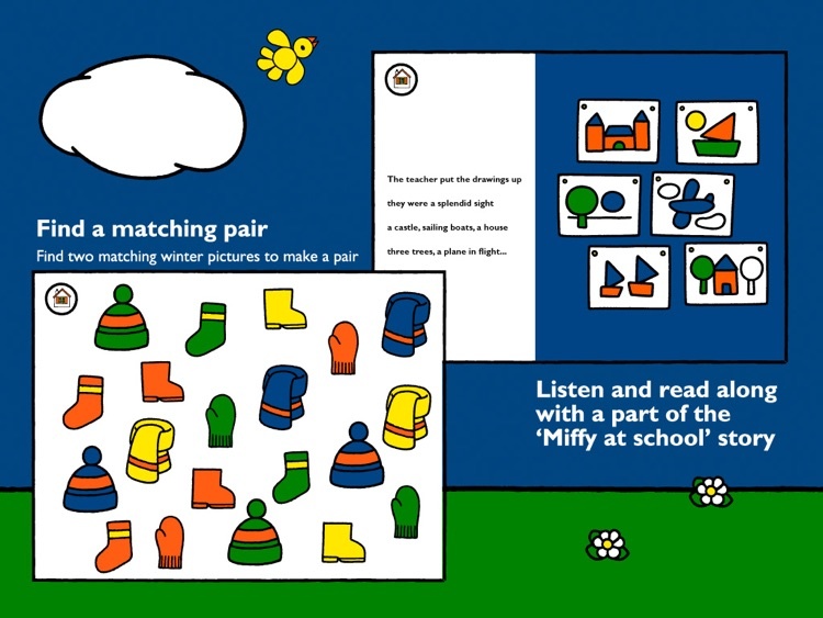 Miffy apps screenshot-2