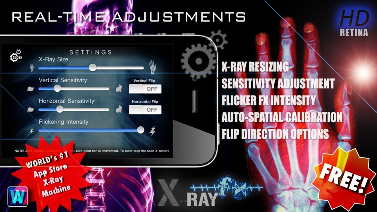 Amazing X-Ray FX ² FREE+ screenshot-3