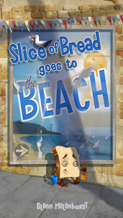 Slice of Bread goes to the Beach screenshot-0