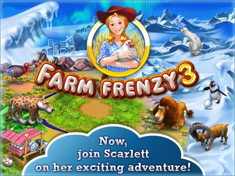 Farm Frenzy 3 HD screenshot-4