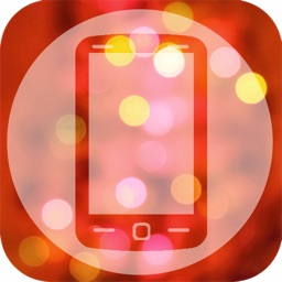 Santa Wall: HD Parallax Christmas Live Wallpapers for iOS7 - Free Retina Backgrounds Edition!