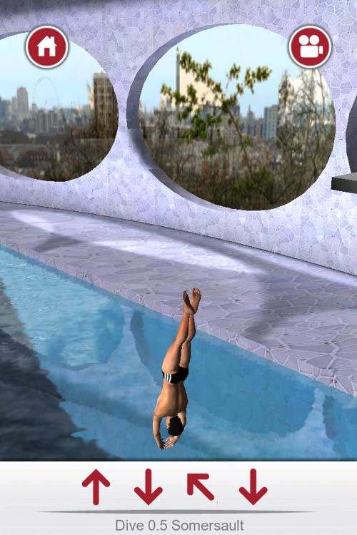 Tom Daley Dive 2012 screenshot-4