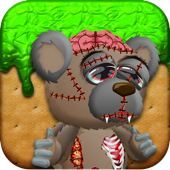 粘土僵尸小队的杀手果汁和饼干亨特 - 免费游戏 Clay Zombie Squad on the Killer Juice and Cookie Hunt - FREE Game