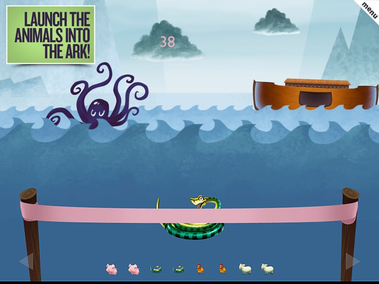 Noah 360 - An Irresistible Interactive Children's Bible Story screenshot-3
