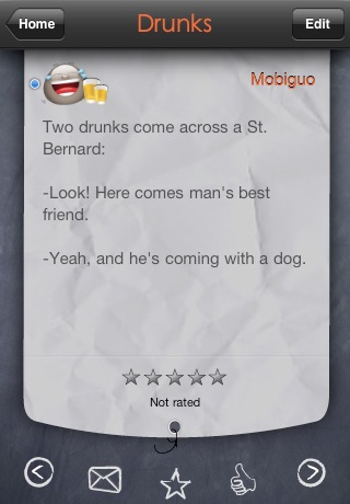 Jokes! Lite  The world's best jokes app screenshot-3