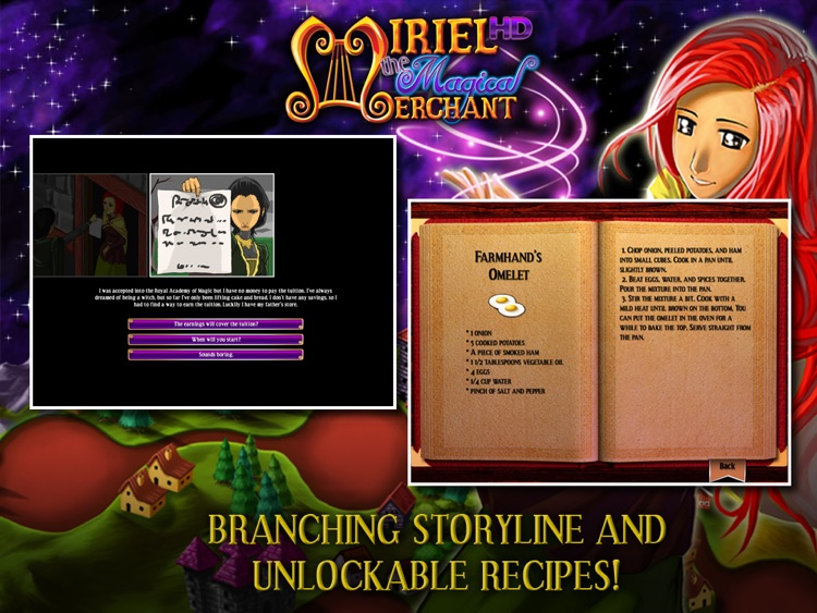 Miriel the Magical Merchant HD