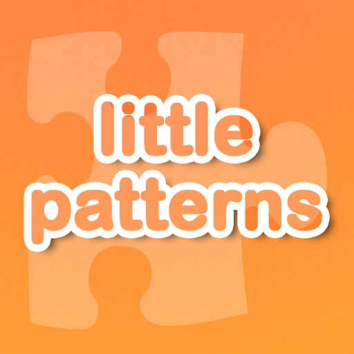 Educational Kids Game - Little Patterns Toys icon