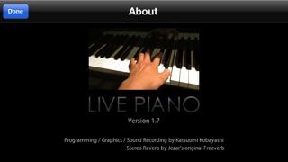 Live Pianoのおすすめ画像2
