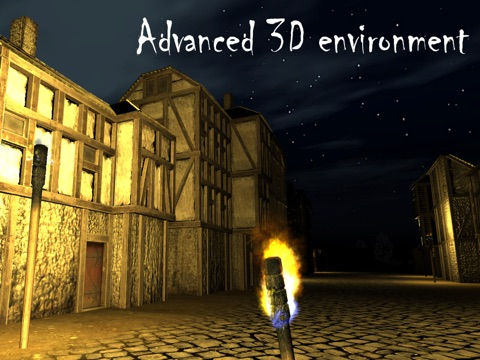 Amnesia Horror 3D-ipad-1
