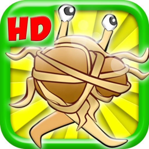 A Monster Meatballs Rush HD- Fruit Dash Shooter Edition FREE ! icon