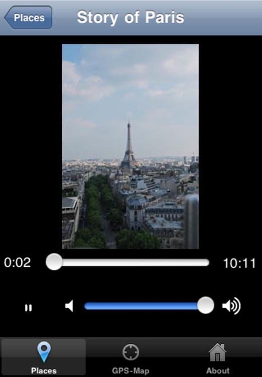 Cities of Europe - Giracittà Audioguide screenshot-3