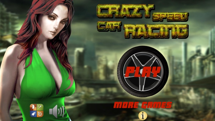 Crazy Speed Car Racing : A Hot Rider screenshot-4