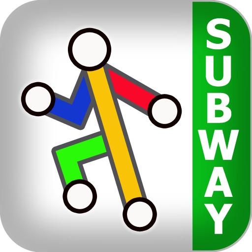 Boston Subway for iPad by Zuti