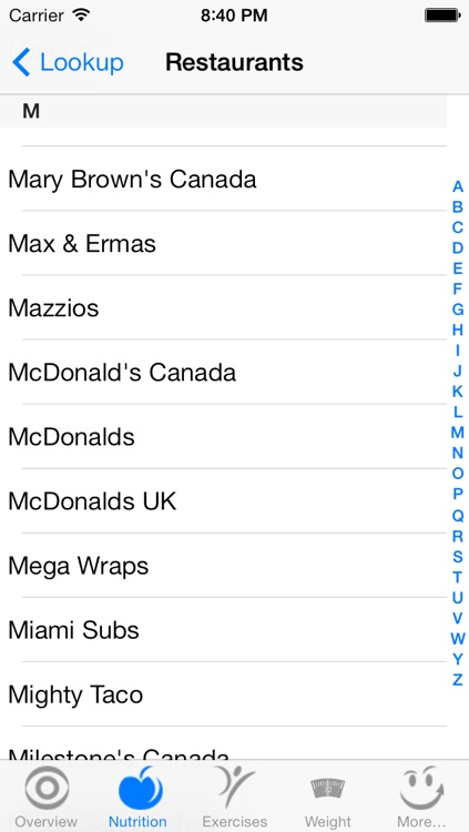 CalorieSmart Calorie Counter, Nutrition Tracker, Diet and Fitness Tracker screenshot-3