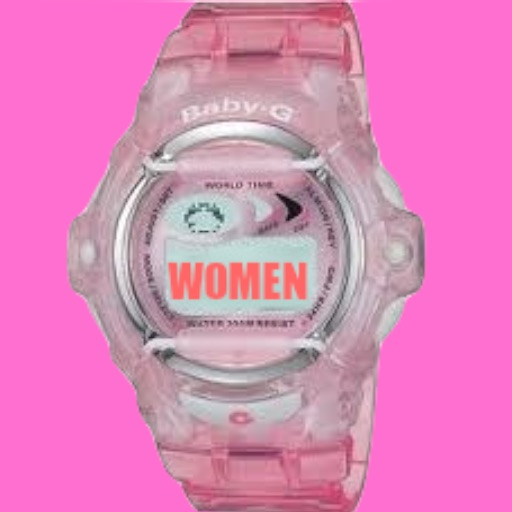 Women Sport Watch icon