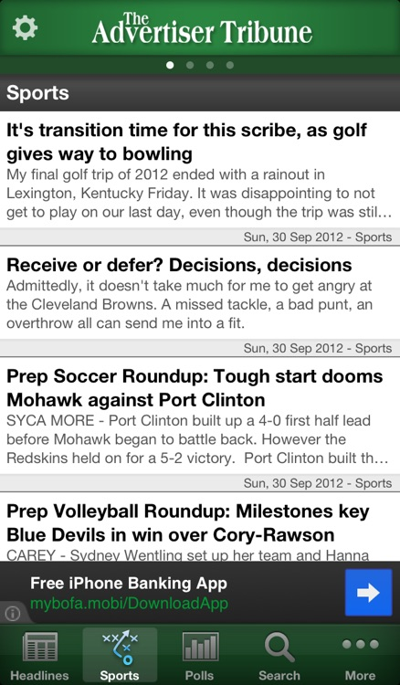 Advertiser Tribune screenshot-3