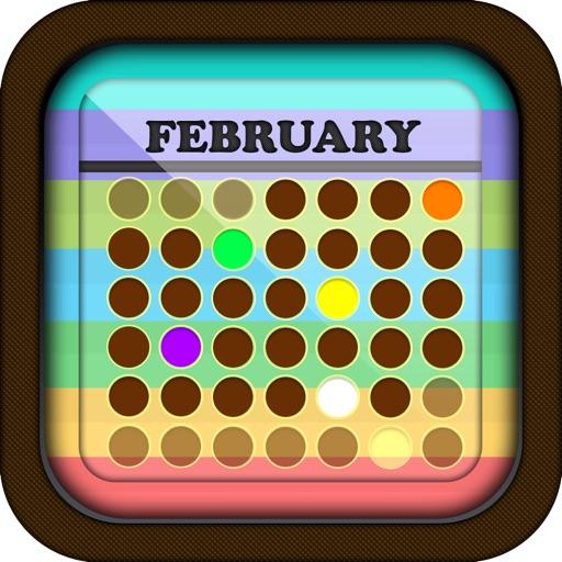 Wallpaper Calendar for iOS 7