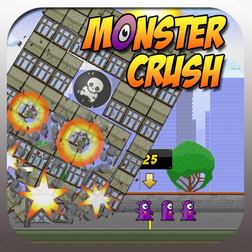 Monster Crush - Demolition Review