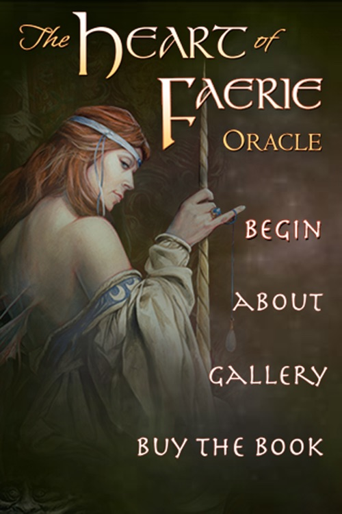 Brian Froud's Heart of Faerie Oracle screenshot-3