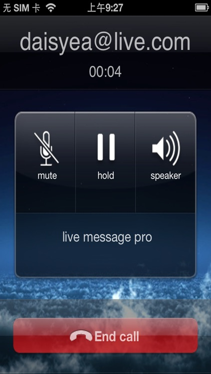 Live Messenger Pro screenshot-3