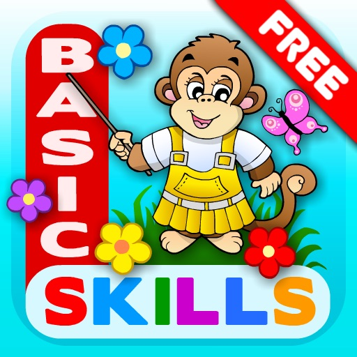 Abby – Preschool Basic Skills Toys Train – Match Shapes and Letters for Toddler icon