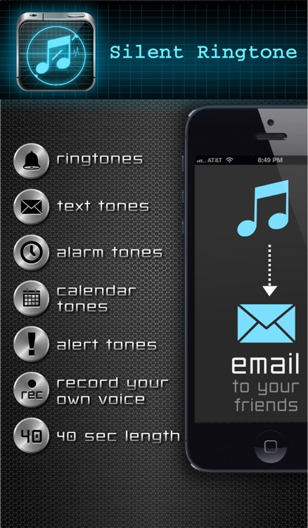 Ringtone Maker FREE Plus Silent Sound