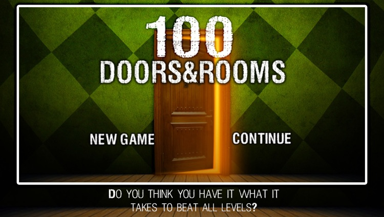 逃脱本色:100 Doors&Rooms screenshot-0