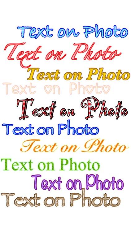 Text on Photo screenshot-4
