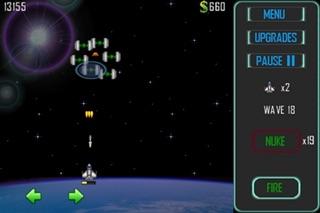 Space Cadet Defender screenshot four