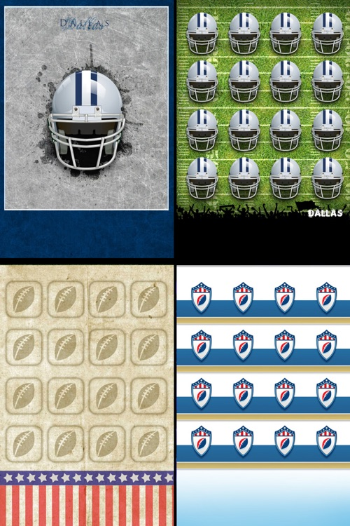 American Football Icon Skins screenshot-2