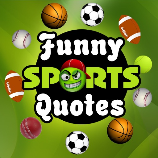 Funny Sports Quotes | Apps | 148Apps