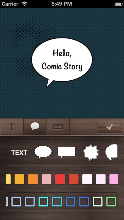Comic Story screenshot-2