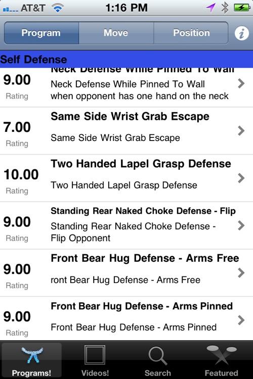 Pedro Sauer Gracie Academy, Total Self Defense 1 screenshot-3