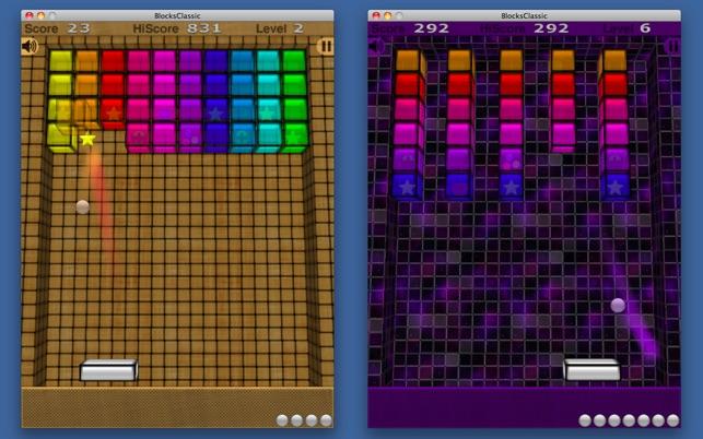 BlocksClassic, game for IOS