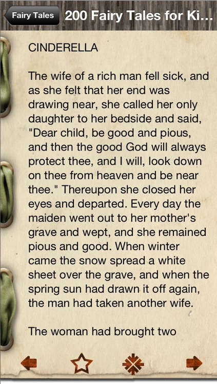 200 Fairy Tales for Kids - The Most Beautiful Stories for Children screenshot-3