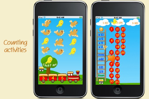 123 Tracer and more Lite Free - counting, number games, math for kids