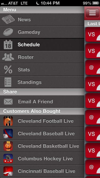 Ohio State Football Live screenshot-1